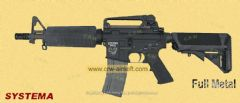 Training Weapon System M4A1 CQBR MAX by Systema
